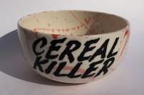 Schüssel cereal killer