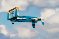 Prime-Air-Drohne von Amazon