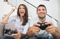 Gamer-Paar