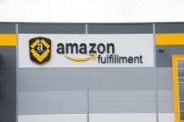 Fulfillment-Zentrum von Amazon