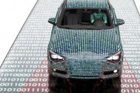 Selbstfahrendes Auto: Roboter am Steuer