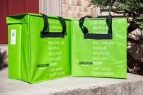 Amazon Fresh Pakete