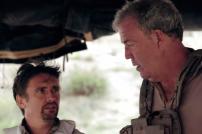 Hammond und Clarkson bei der Armee-Übung