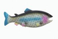 Alexa im Körper eines singenden Fisches